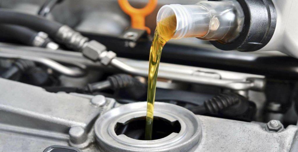 Замена масла в Минске